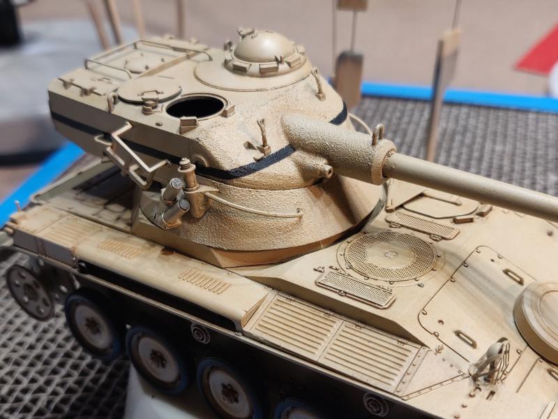 AMX 13/75 opération Mousquetaire Suez 1956 Takom 1/35 + Diorama - Page 4 Img_3746