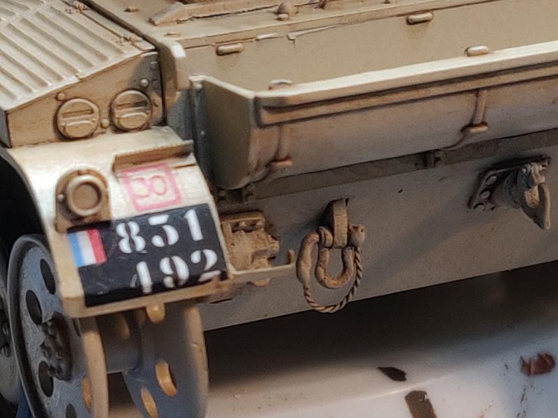 AMX 13/75 opération Mousquetaire Suez 1956 Takom 1/35 + Diorama - Page 4 Img_3750