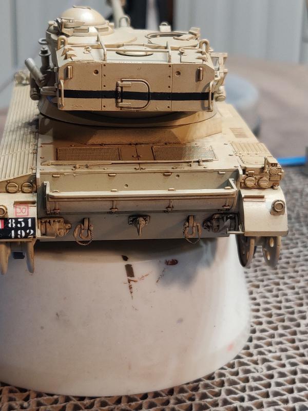 AMX 13/75 opération Mousquetaire Suez 1956 Takom 1/35 + Diorama - Page 4 Img_3751