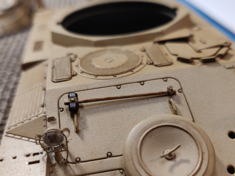 AMX 13/75 opération Mousquetaire Suez 1956 Takom 1/35 + Diorama - Page 4 Img_3754