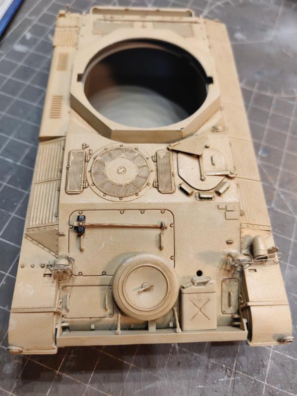 AMX 13/75 opération Mousquetaire Suez 1956 Takom 1/35 + Diorama - Page 4 Img_3768