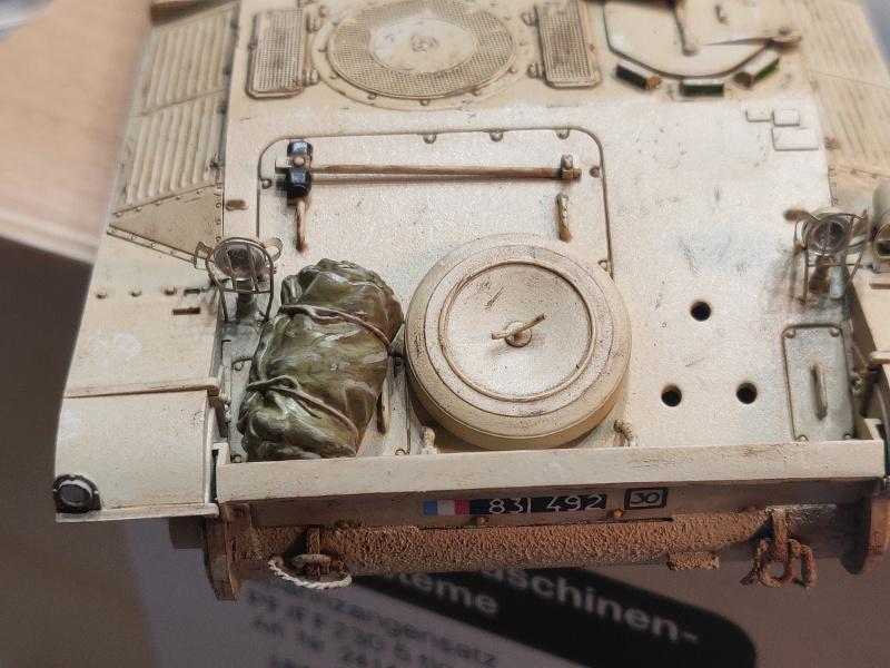 AMX 13/75 opération Mousquetaire Suez 1956 Takom 1/35 + Diorama - Page 4 Img_3786