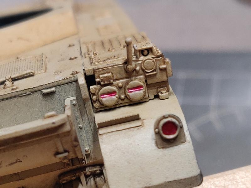 AMX 13/75 opération Mousquetaire Suez 1956 Takom 1/35 + Diorama - Page 4 Img_3788
