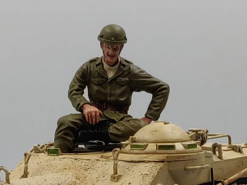 AMX 13/75 opération Mousquetaire Suez 1956 Takom 1/35 + Diorama - Page 5 Img_3838