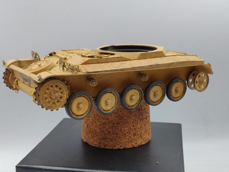 AMX 13/75 opération Mousquetaire Suez 1956 Takom 1/35 + Diorama - Page 5 Img_3982
