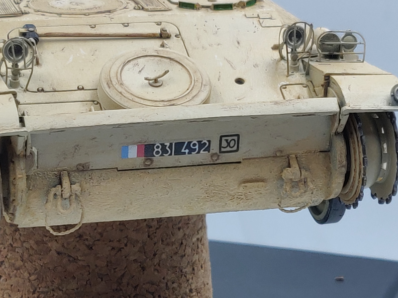 AMX 13/75 opération Mousquetaire Suez 1956 Takom 1/35 + Diorama - Page 5 Img_3986