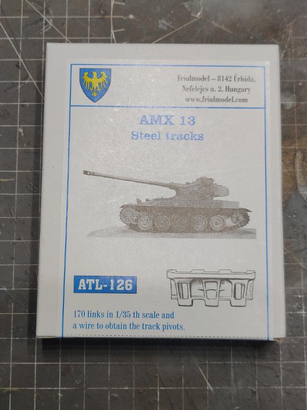 AMX 13/75 opération Mousquetaire Suez 1956 Takom 1/35 + Diorama - Page 5 Img_3988