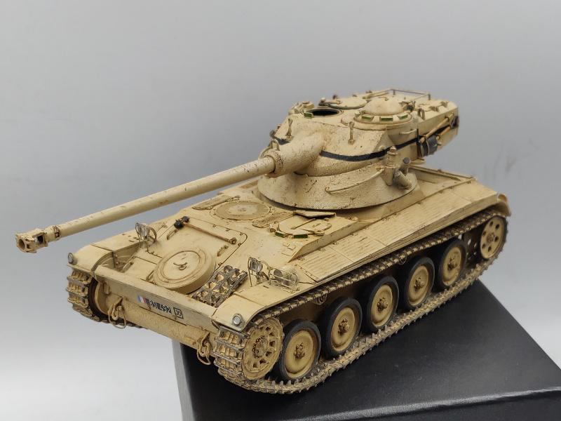 AMX 13/75 opération Mousquetaire Suez 1956 Takom 1/35 + Diorama - Page 6 Img_4074