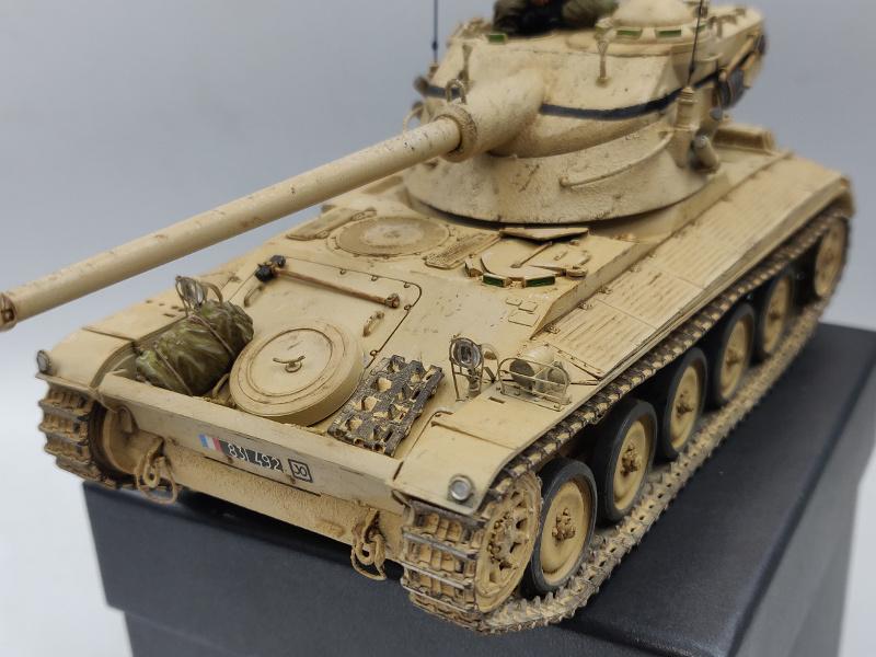 AMX 13/75 opération Mousquetaire Suez 1956 Takom 1/35 + Diorama - Page 5 Img_4081