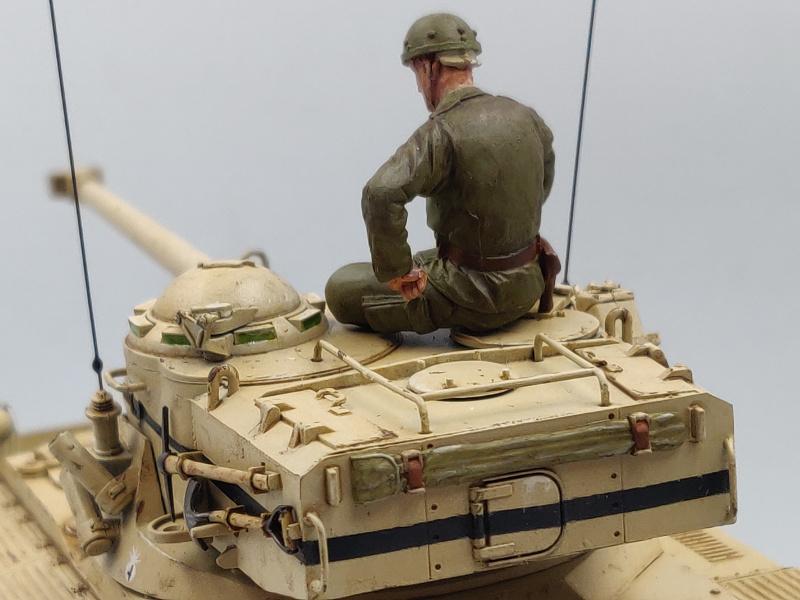 AMX 13/75 opération Mousquetaire Suez 1956 Takom 1/35 + Diorama - Page 6 Img_4084