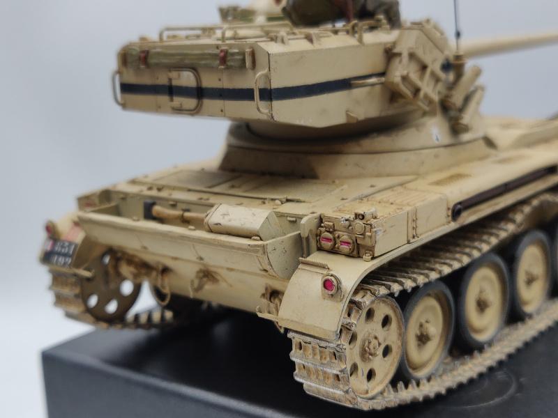 AMX 13/75 opération Mousquetaire Suez 1956 Takom 1/35 + Diorama - Page 6 Img_4085