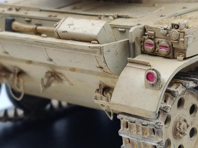 AMX 13/75 opération Mousquetaire Suez 1956 Takom 1/35 + Diorama - Page 6 Img_4086