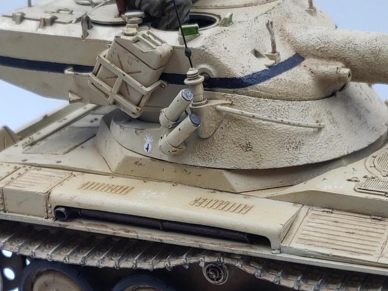 AMX 13/75 opération Mousquetaire Suez 1956 Takom 1/35 + Diorama - Page 6 Img_4087