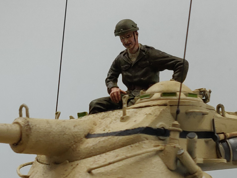 AMX 13/75 opération Mousquetaire Suez 1956 Takom 1/35 + Diorama - Page 6 Img_4089