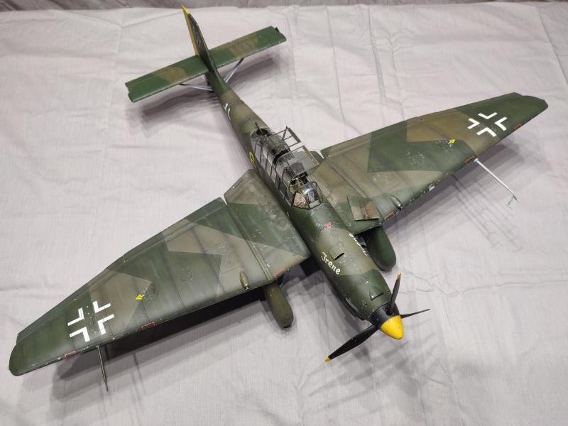 Junker Ju 87-A Stuka 1/24 Terminé Img_4255