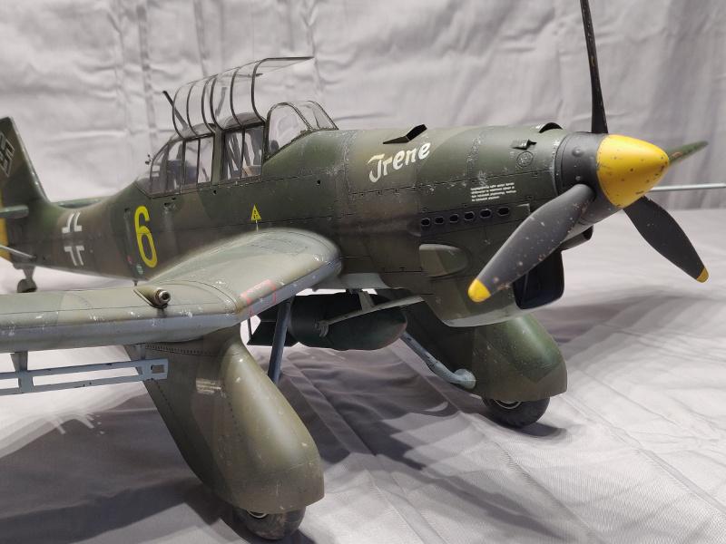 Junker Ju 87-A Stuka 1/24 Terminé Img_4256