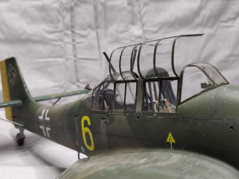 Junker Ju 87-A Stuka 1/24 Terminé Img_4257