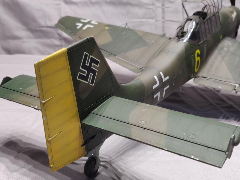 Junker Ju 87-A Stuka 1/24 Terminé Img_4258