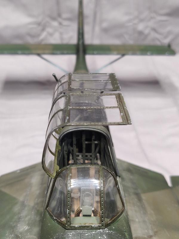 Junker Ju 87-A Stuka 1/24 Terminé Img_4261