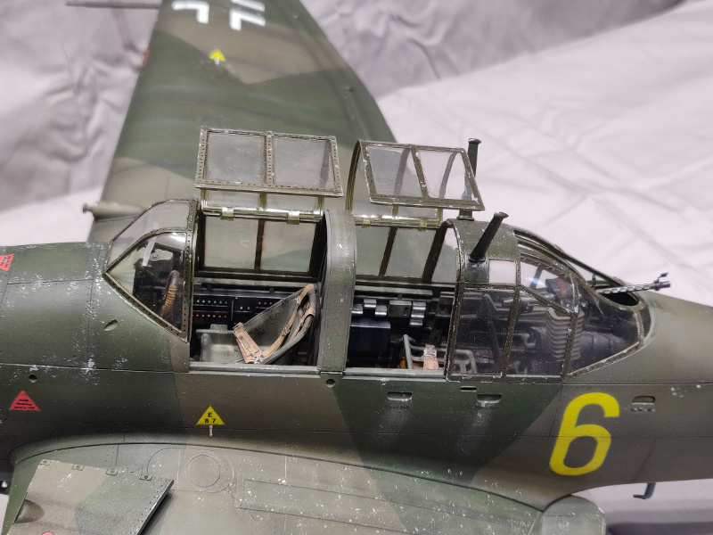 Junker Ju 87-A Stuka 1/24 Terminé Img_4266