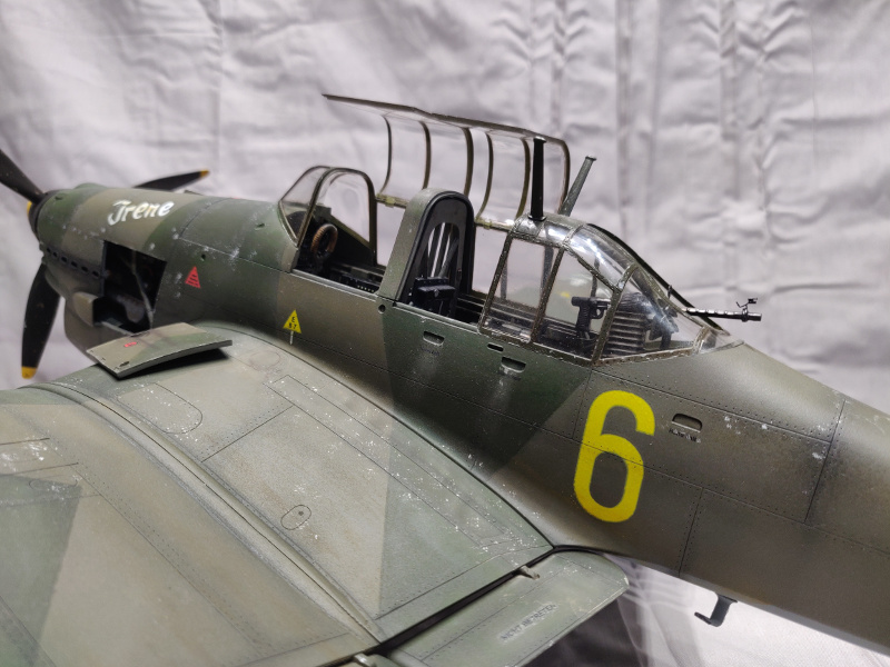 Junker Ju 87-A Stuka 1/24 Terminé Img_4267
