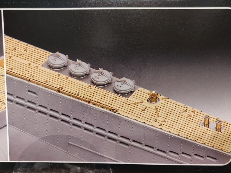 U-Boat VII C/41Revel 1/72 édition PlatiniumU 997 (Terminé) Img_4271