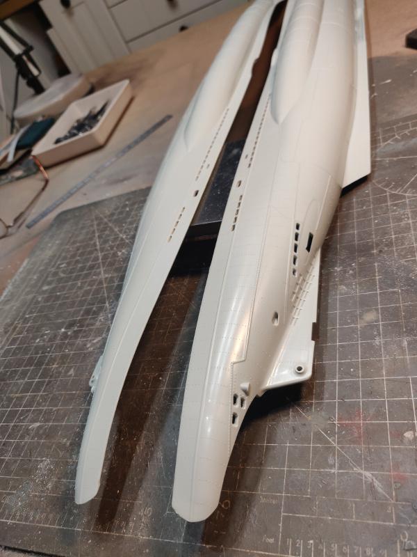 U-Boat VII C/41Revel 1/72 édition PlatiniumU 997 (Terminé) Img_4287