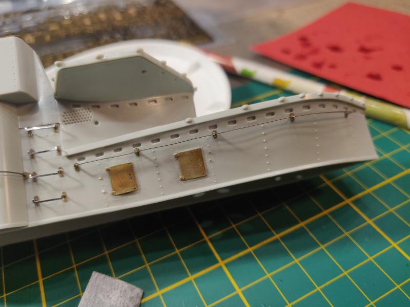 U-Boat VII C/41Revel 1/72 édition PlatiniumU 997 (Terminé) - Page 4 Img_4520