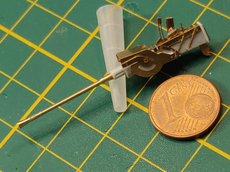 U-Boat VII C/41Revel 1/72 édition PlatiniumU 997 - Page 5 Img_4561