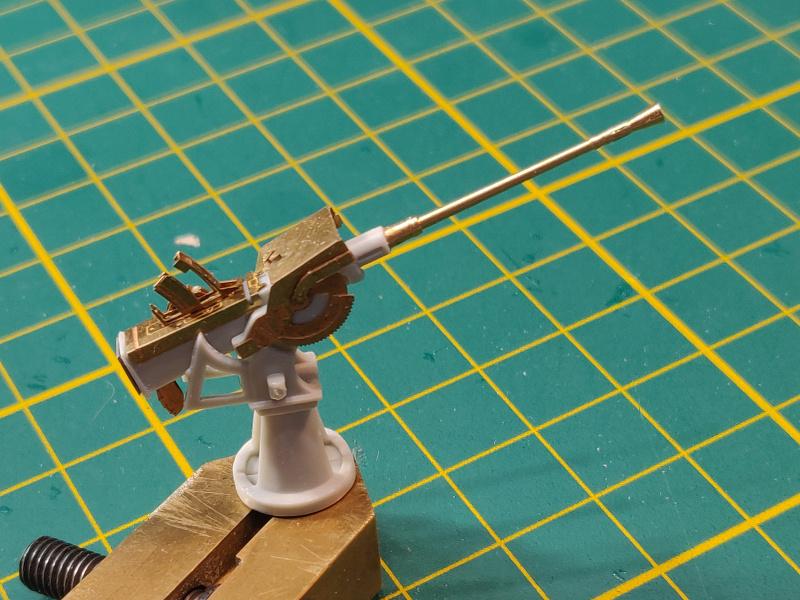 U-Boat VII C/41Revel 1/72 édition PlatiniumU 997 - Page 5 Img_4564