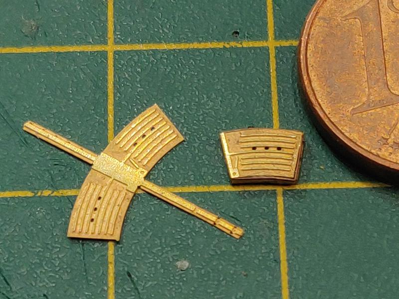U-Boat VII C/41Revel 1/72 édition PlatiniumU 997 (Terminé) - Page 6 Img_4616