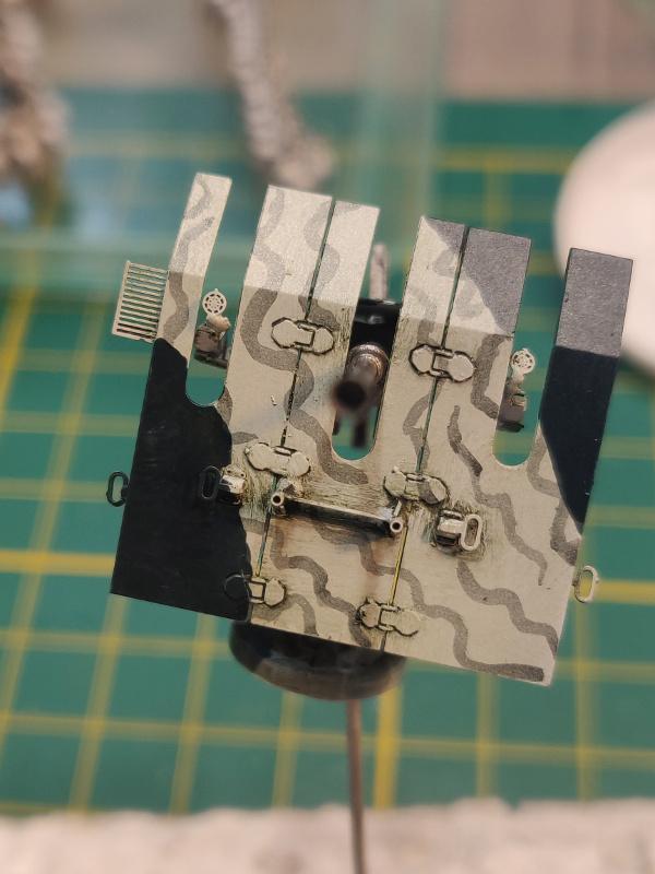 U-Boat VII C/41Revel 1/72 édition PlatiniumU 997 (Terminé) - Page 8 Img_4894