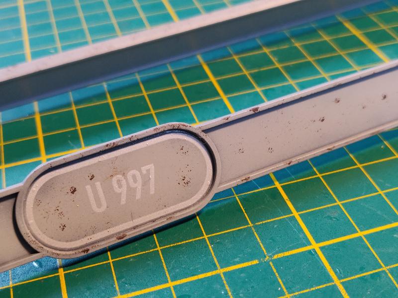 U-Boat VII C/41Revel 1/72 édition PlatiniumU 997 (Terminé) - Page 10 Img_5137