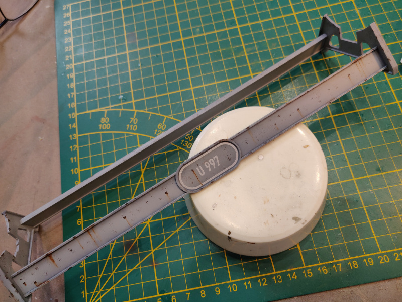 U-Boat VII C/41Revel 1/72 édition PlatiniumU 997 (Terminé) - Page 10 Img_5140