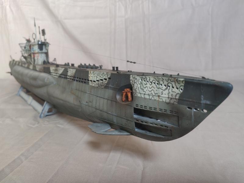 U-Boat VII C/41Revel 1/72 édition PlatiniumU 997 (Terminé) - Page 10 Img_5207