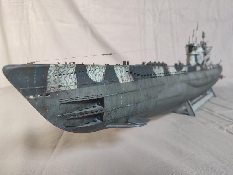 U-Boat VII C/41 U 997 Revell 1/72 édition Platinium Img_5215