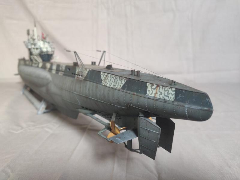 U-Boat VII C/41 U 997 Revell 1/72 édition Platinium Img_5216
