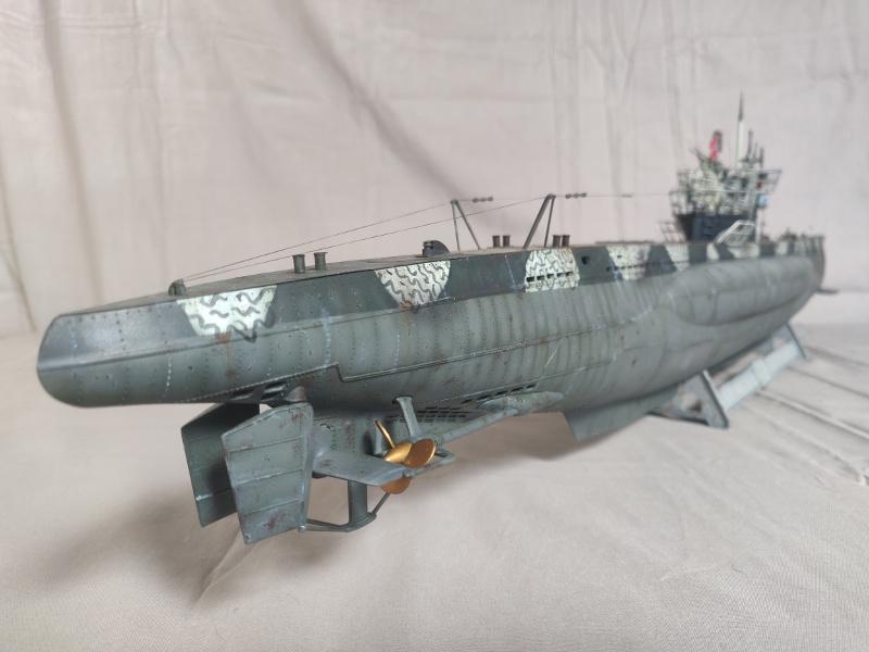 U-Boat VII C/41 U 997 Revell 1/72 édition Platinium Img_5217