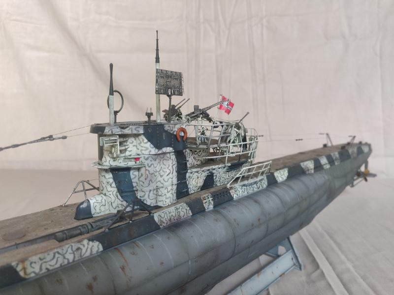 U-Boat VII C/41 U 997 Revell 1/72 édition Platinium Img_5220