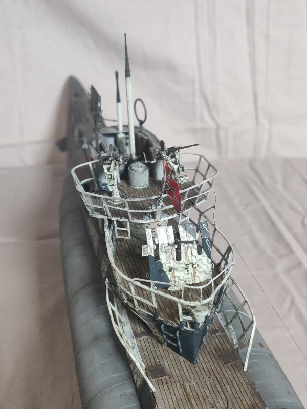 U-Boat VII C/41 U 997 Revell 1/72 édition Platinium Img_5225