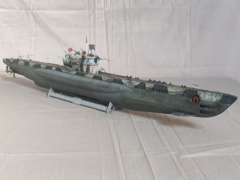 U-Boat VII C/41 U 997 Revell 1/72 édition Platinium Img_5230