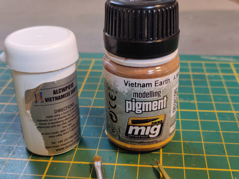 M551 SHERIDAN 1/35 Tamiya. Vietnam 1969 avec Diorama par THIMARIE - Page 4 Img_5427