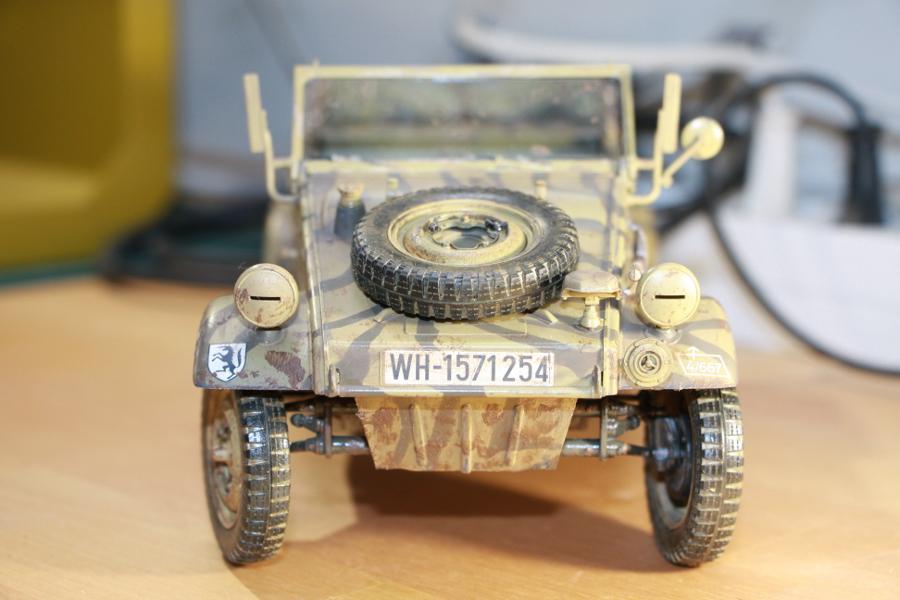 Kübelwagen type 82 1/16 Tamiya - Page 2 Img_6514