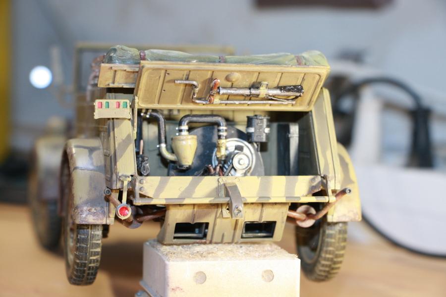 Kübelwagen type 82 1/16 Tamiya - Page 2 Img_6515