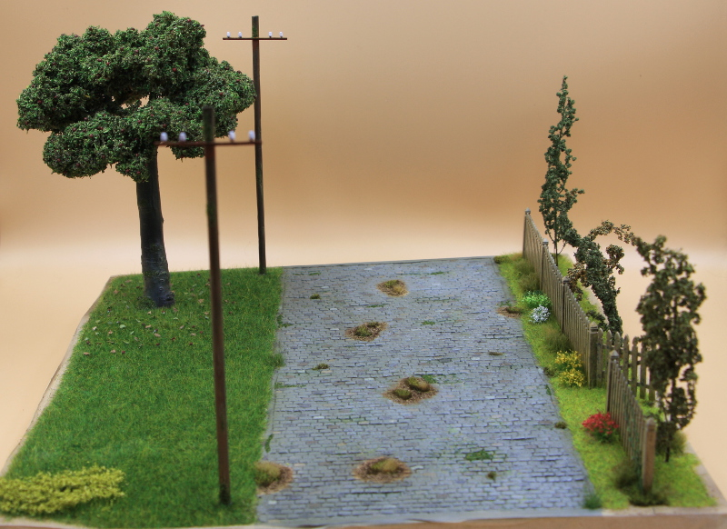 Diorama : Galiéni à la rescousse de l'armée Française 6 et 7 septembre 1914 Img_6530