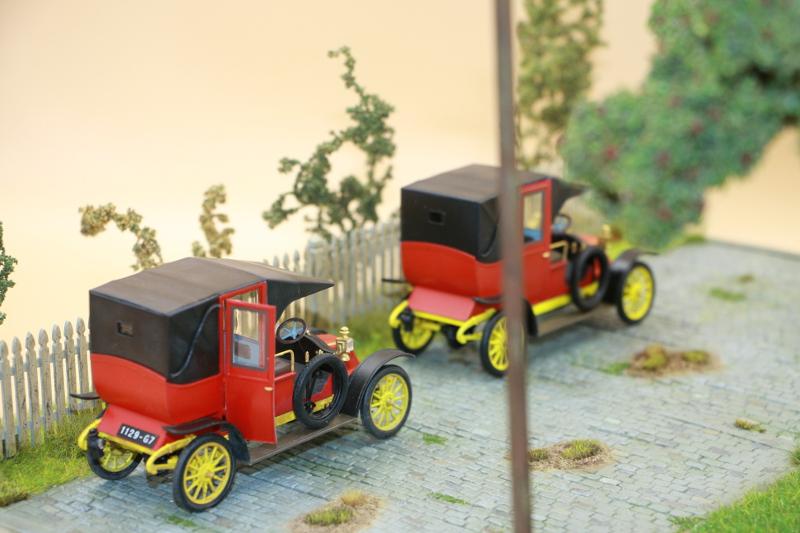 Les Taxis de la Marne diorama au 1/35 ème - Page 4 Img_6622