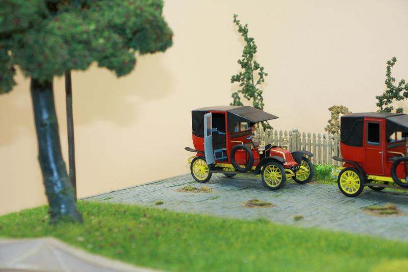 Les Taxis de la Marne diorama au 1/35 ème - Page 4 Img_6624