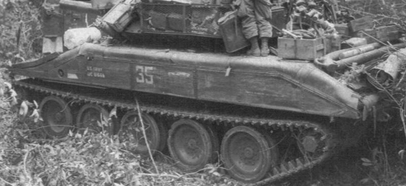 M551 SHERIDAN 1/35 Tamiya. Vietnam 1969 avec Diorama par THIMARIE - Page 4 Sherid14