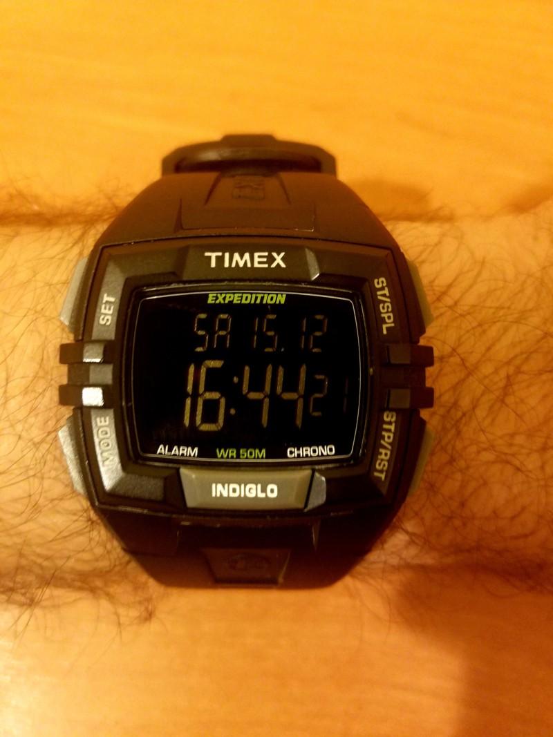 А в кого які годинники? (У кого какие часы) 20181211