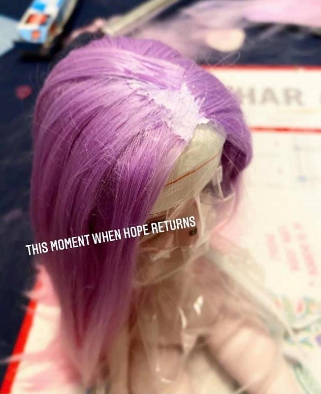 • [Imagin'Hair] Premières wigs • 24450410